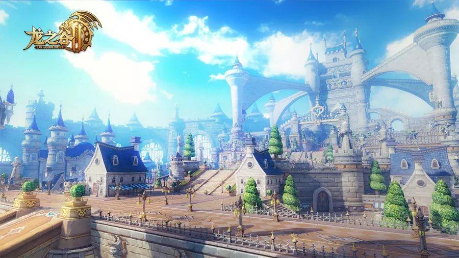 在端游9周年之际,《龙之谷2》手游开启了测试