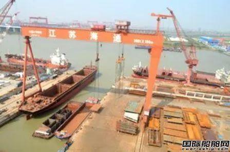 1.58億~這家船廠中標一艘5.1萬噸淺水型散貨船
