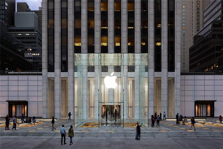 苹果开放纽约第五大道直营店:全年24小时营业,立方体又回来了