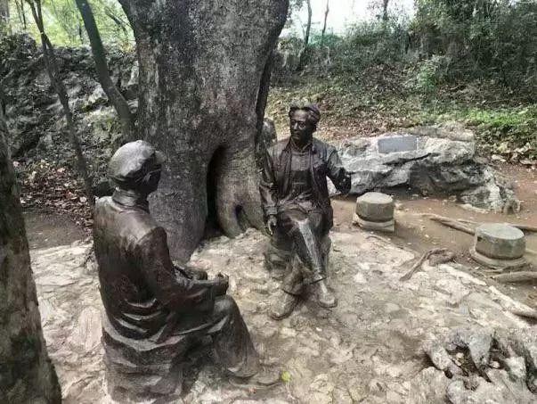 长征第一山:毛泽东与云石山的故事