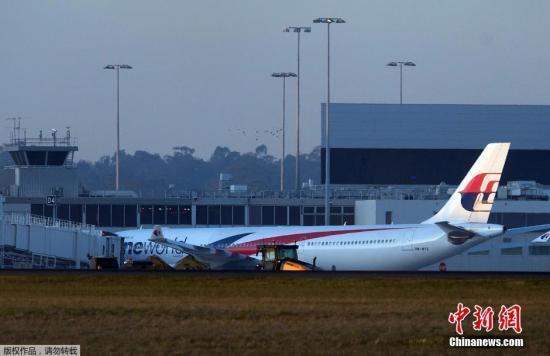 澳墨尔本机场遭遇有记录以来最强风航班将面临延误