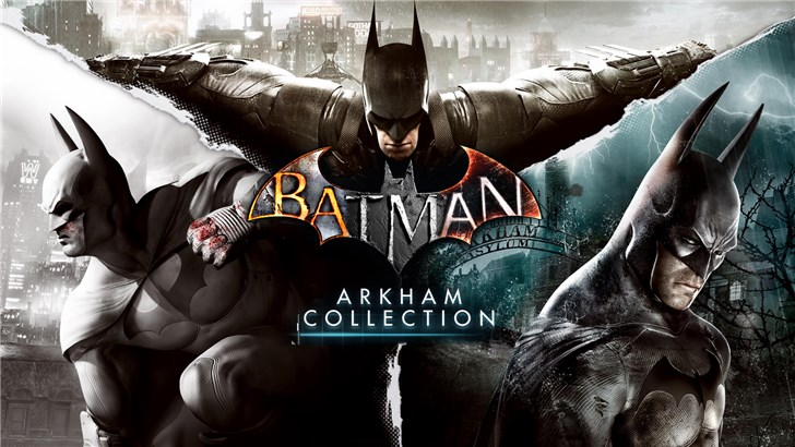 喜加六!Epic商城免费领取6款《蝙蝠侠》主题游戏