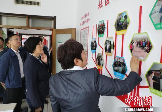 中国侨联副主席邵旭军到宁夏调研