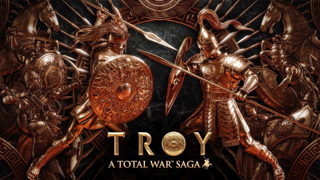 神仙打架《全面战争传奇:特洛伊》正式公开,希腊神话英雄参战