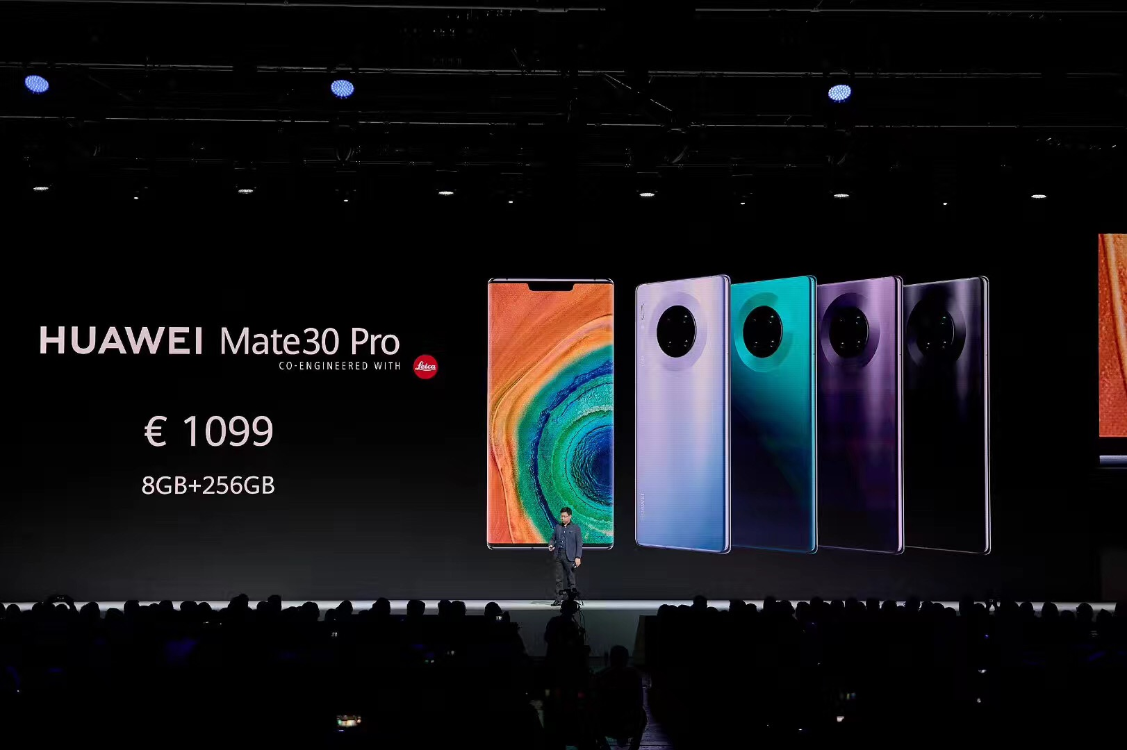 Mate30对iPhone11 5G能帮华为赢苹果?