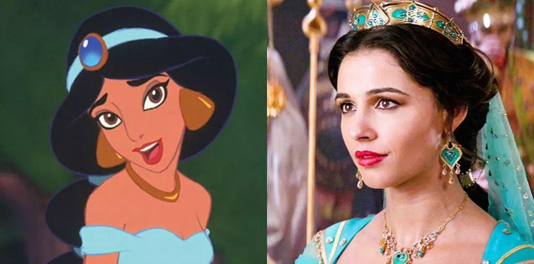 血色红唇+琥珀色眼眸,她才是童话世界走出来的公主本尊!