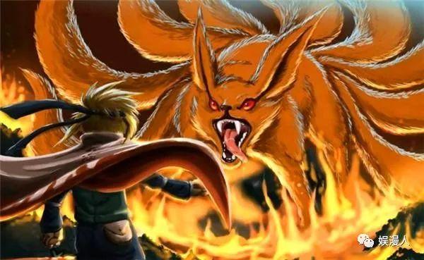 火影忍者:这七位忍者不怕九尾妖狐,年龄小的仅有五岁