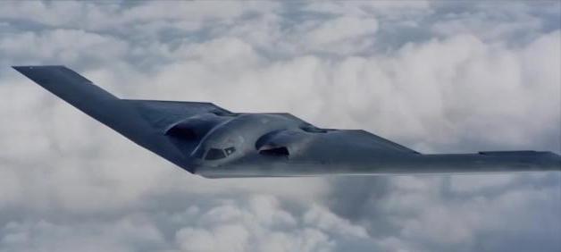 在现代战争中,若美国21架B-2轰炸机全体出动,谁能顶得住?