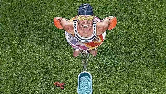 奇葩的吉尼斯世界之最 留9米长指甲的人,到底是怎么生活的