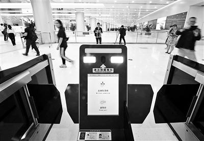 京雄城际北京段开通在即旅客可刷动态二维码乘车
