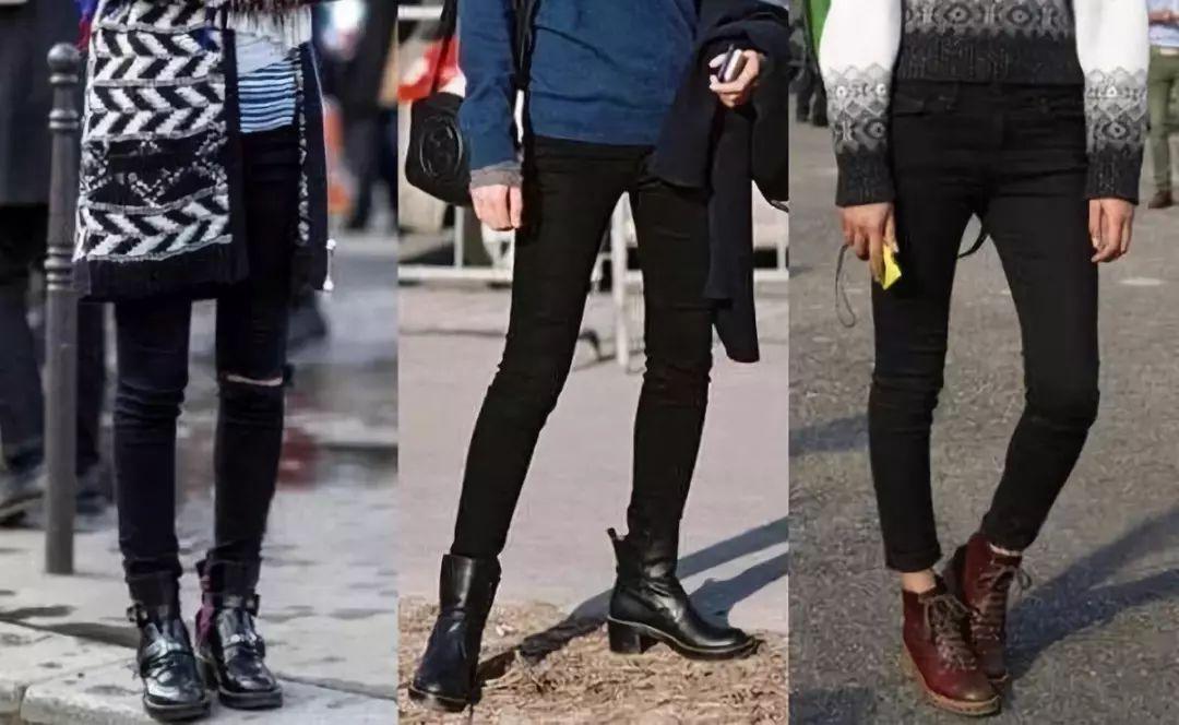 年轻人为什么爱穿黑色?还不是因为黑色显瘦