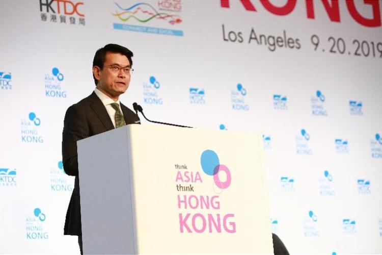 港府多名司局长相继外访,向国际社会讲解香港最新情况和应对措施