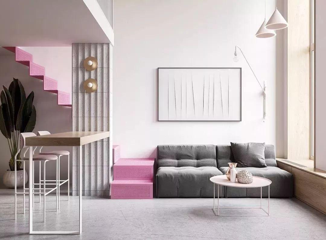 二层复式楼梯设计图片