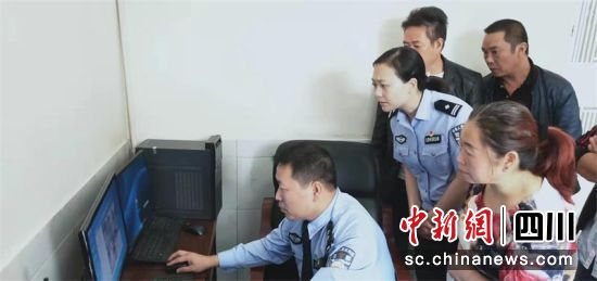 西充:一孩子奶奶跳舞入迷弄丢孙女警民联动30分钟找回