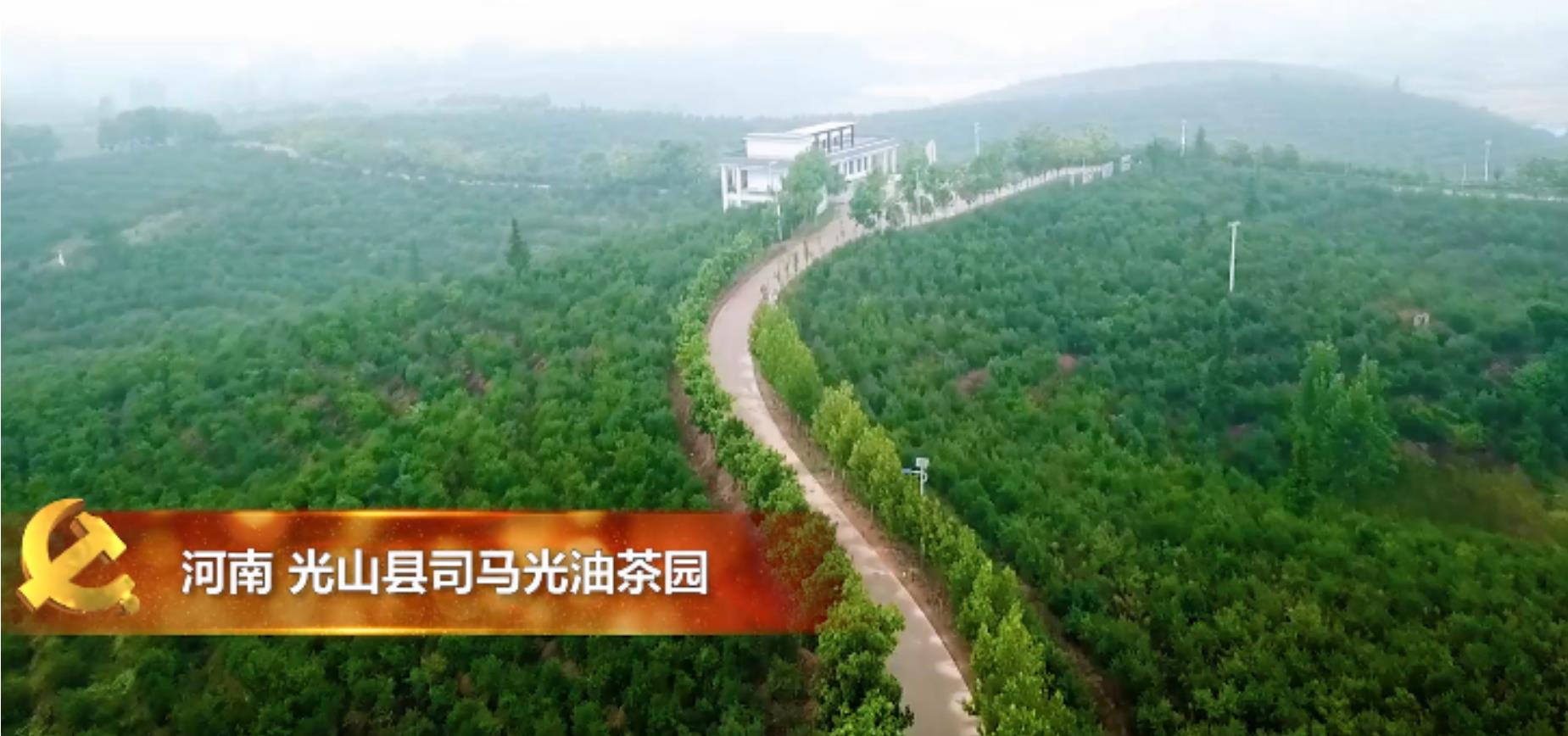 视频丨习近平总书记在河南考察回访记·光山