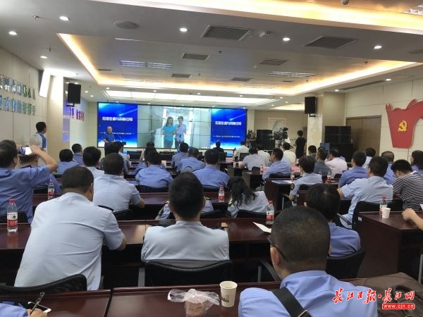 有效提升处置能力,武汉举行食品安全突发事件应急演练