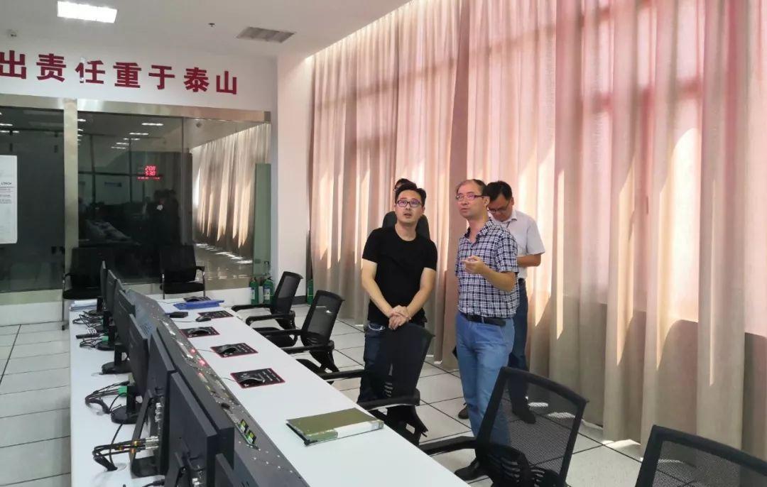 """金华市广电监测中心开展""""迎国庆""""广播电视安全播出巡检"""
