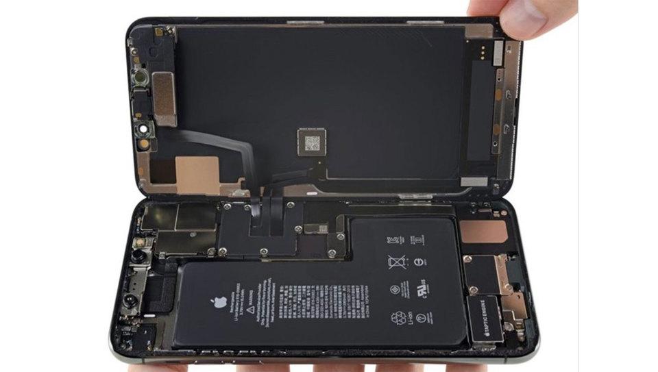 拆解暗示iPhone 11 Pro支持反向充电