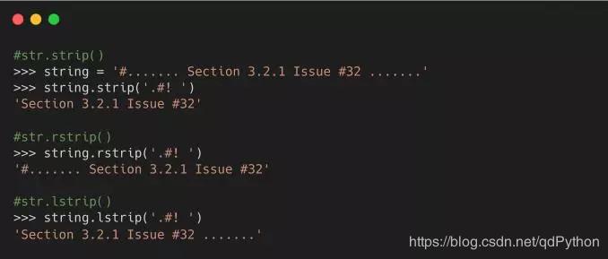 python中的字符串教程.cexio方法图片