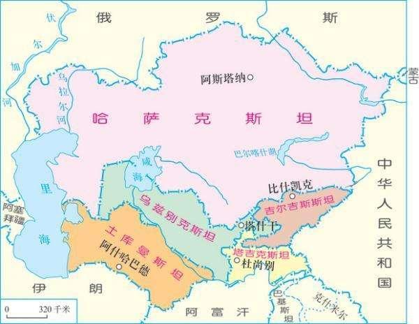 """中亚五国独立后,为何更""""穷""""了"""