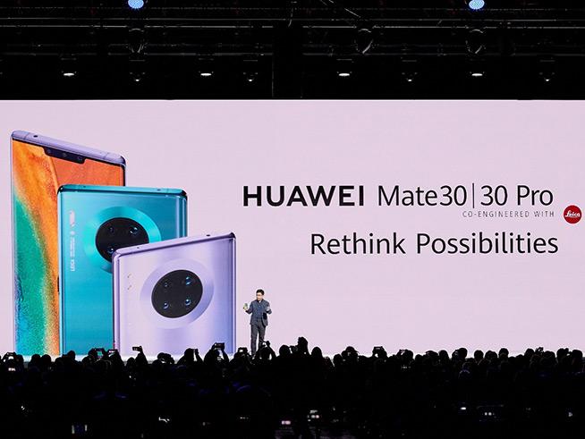 """率先成为""""第二代5G手机""""华为Mate30系列成未来旗舰新标杆"""