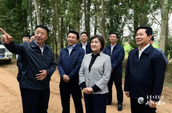布小林:扎实推动经济高质量发展
