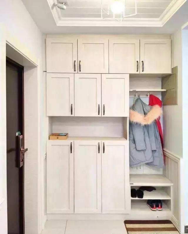 原来鞋柜要这样装,一个鞋柜能顶三个,后悔没能这样装!