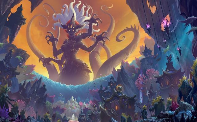 《魔兽世界》:8.2.5版本3天后上线,联盟部落战争或将结束
