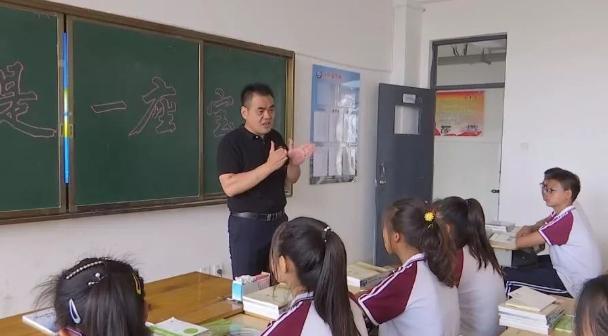 """杨洪瑞:""""主体性德育""""引导学生成人成才"""