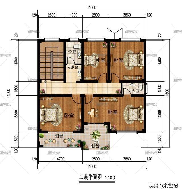 建房说8款二层三层欧式别墅图纸设计
