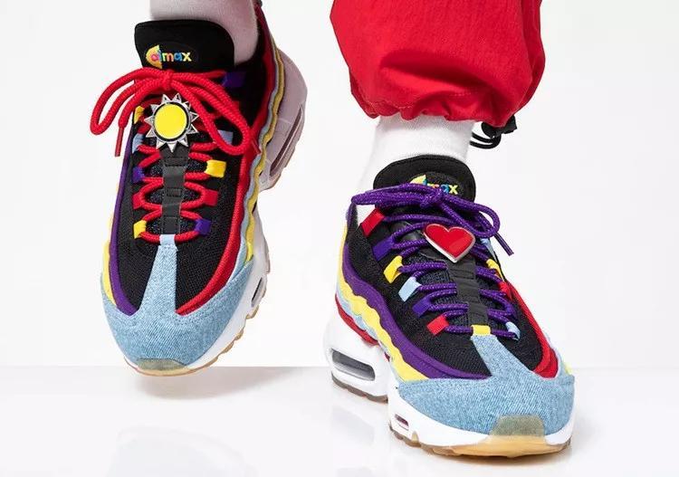 <b>太阳加持!全新配色 Nike Air Max 95 即将来袭</b>