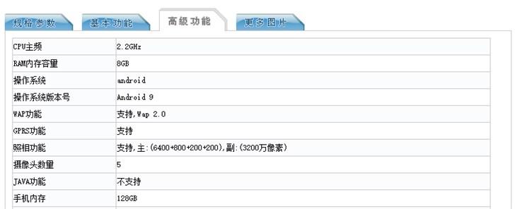 OPPOK5入网工信部:6400万后置四摄+3200万前摄