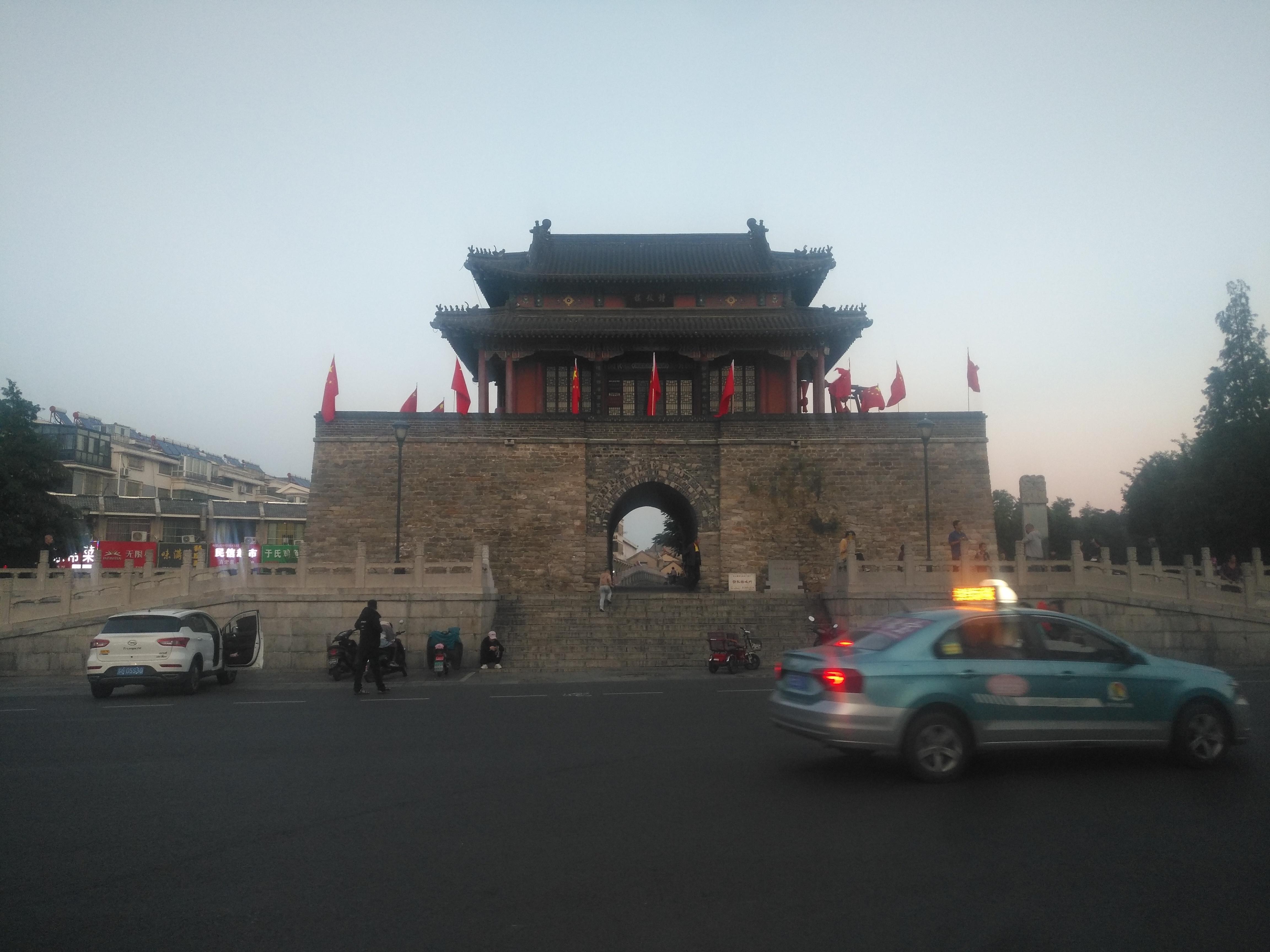『展讯』迎国庆,连云港市老年大学国画山水展相约古楼