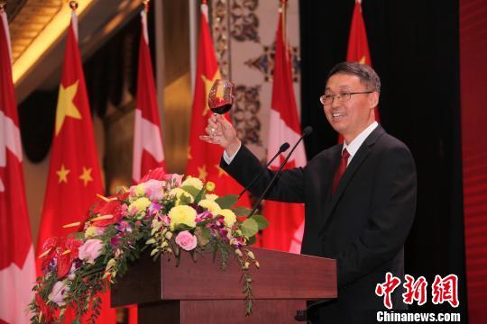 """中国驻多伦多总领事:""""一国两制""""是香港保持繁荣稳定的最佳安排"""