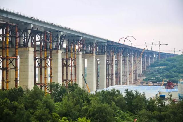 """壮丽70年·奋斗新时代丨我是""""大桥人"""",大桥是我的""""证婚人"""""""