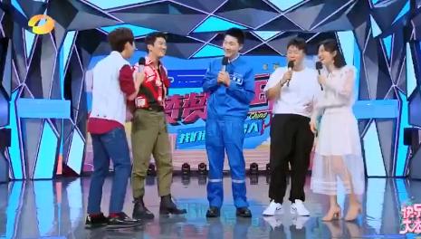 杜江节目中为人擦鞋遭到称赞,旁边的杜海涛和谢娜却被骂惨了