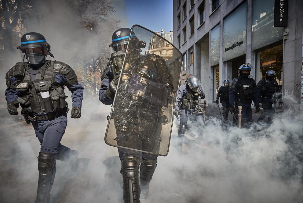高频彩票倍投陷阱巴黎出动7500名警察应对示威游行_高频彩票倍投陷阱新闻_高频彩票倍投陷阱中文网