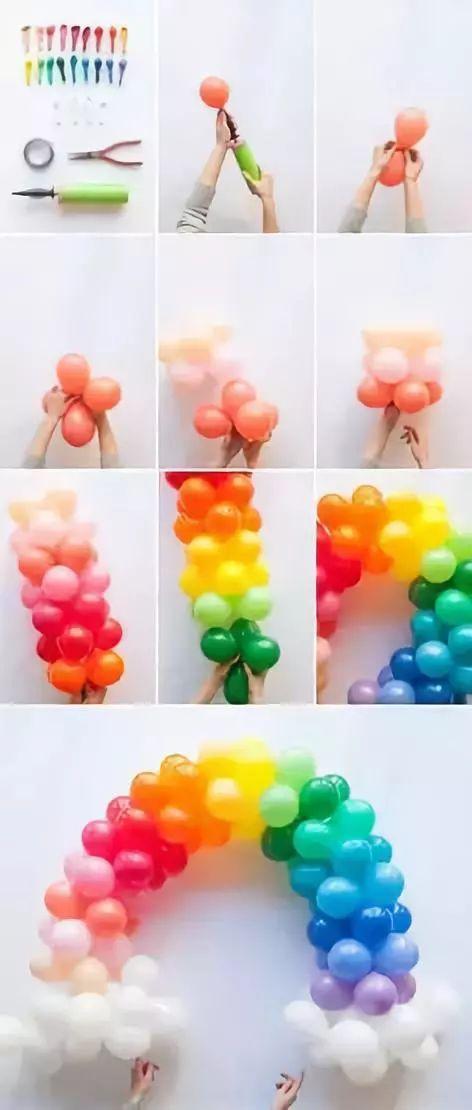 花式气球的26种编法图片 花式气球的26种编法图... _非主流图片站