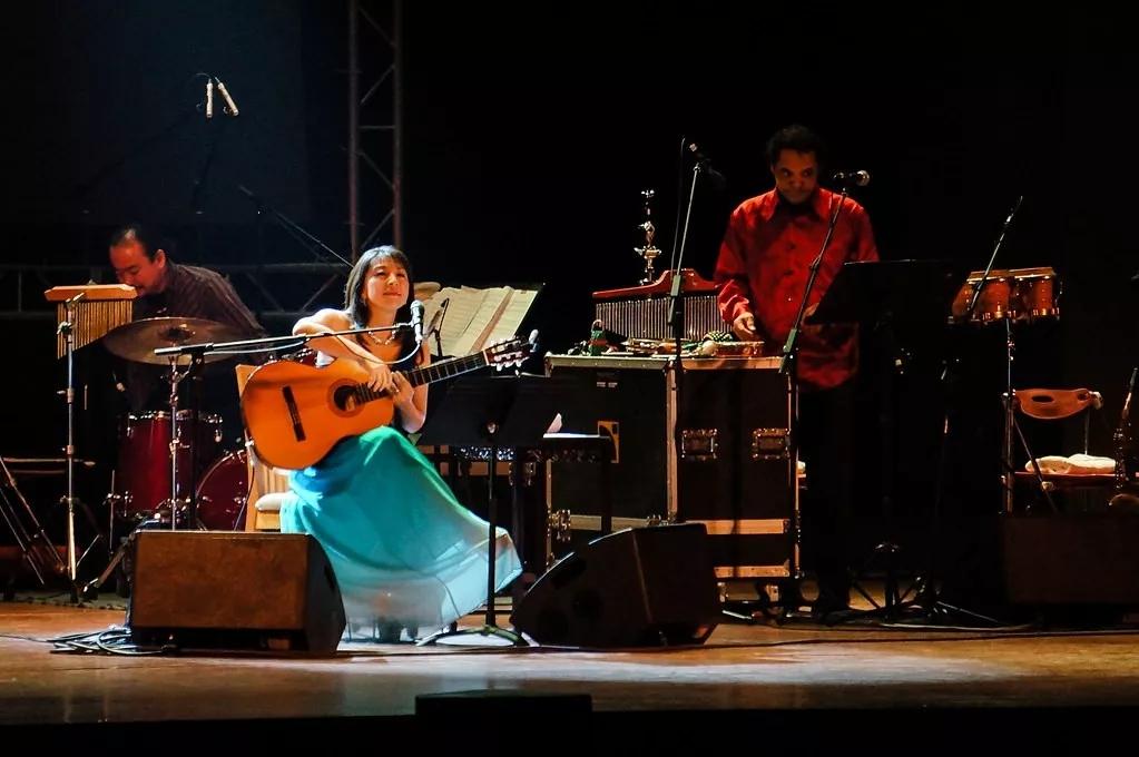 2019小野丽莎香港演唱会她的声音像是人间净土