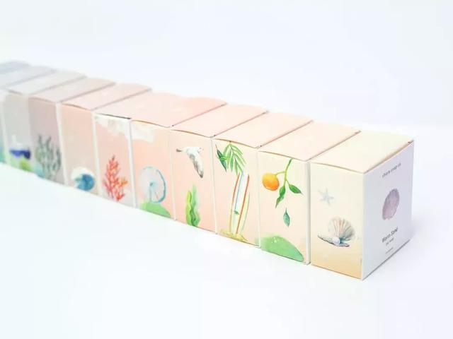 风格各异肥皂包装设计