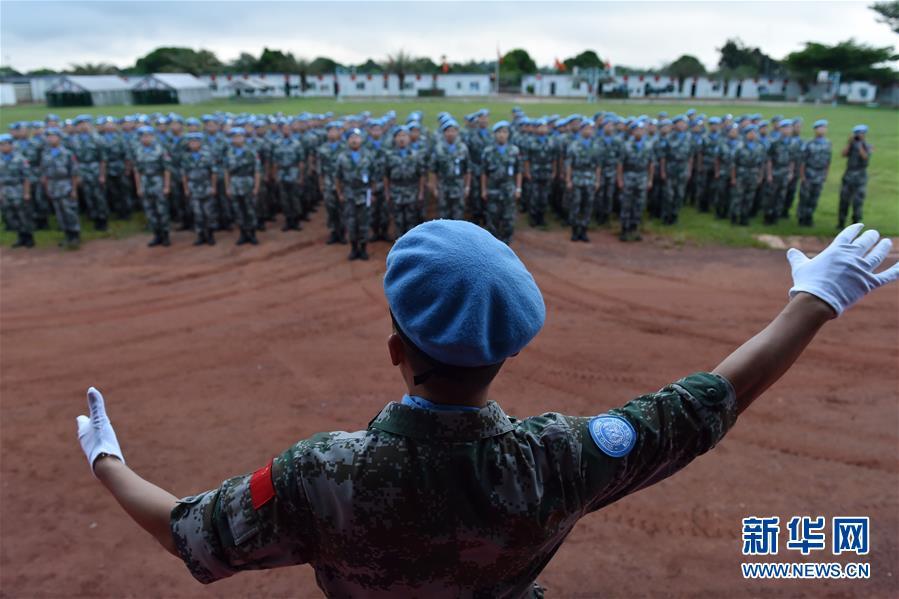 中国蓝盔:联合国维和行动的关键力量