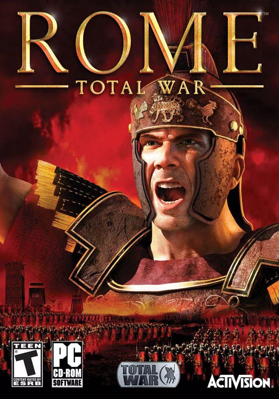 历史上的今天:《罗马:全面战争》