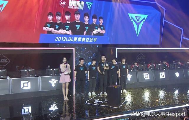 LDL夏季决赛IG.Y夺冠后,焦太郎调侃Leyan:世界赛夺冠就不上当了