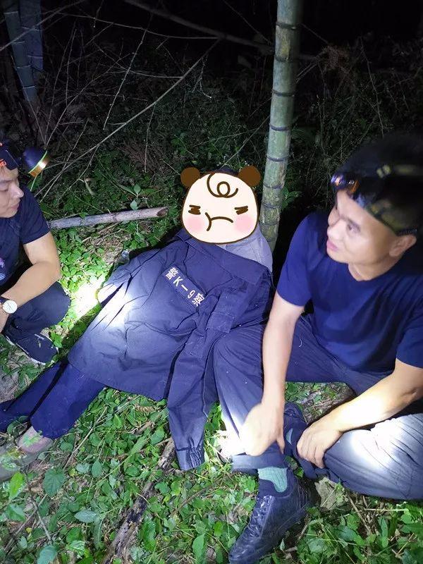 台州7旬老人进山采猕猴桃迷路掉联,警方7小时成功搜救