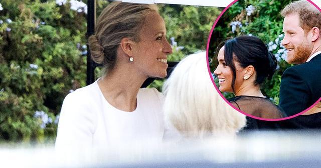 梅根哈里的媒婆大婚,她是什么背景让过半名流都来参加婚礼?