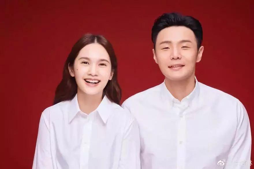 """杨丞琳&李荣浩总算成婚:""""我找老公,真的不看脸"""""""