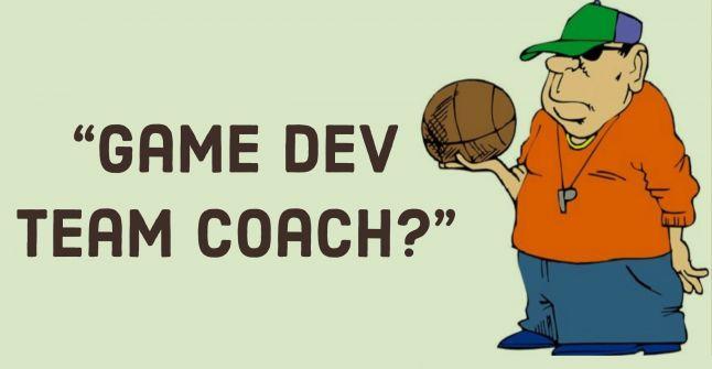 你的游戏开发团队里有教练吗?