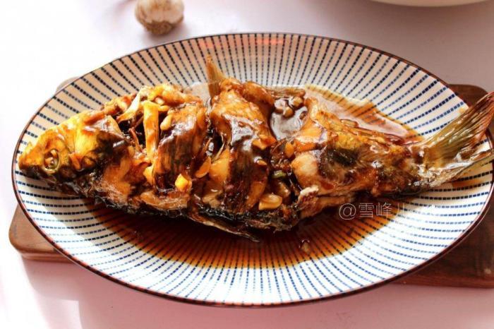 营养美味好吃的糖醋鱼, 有了它煎鱼不破皮