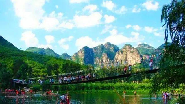 京郊小桂林,有山有水有景致!