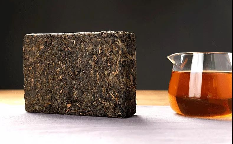 陈年安化黑茶 时间的味道!